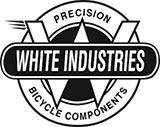 White Industries logo